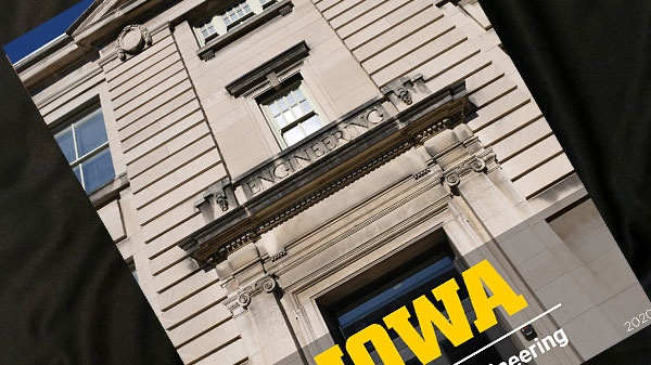 University of Iowa Mechanical Engineering Fall 2020 Newsletter