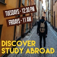 Discover Study Abroad promotional image